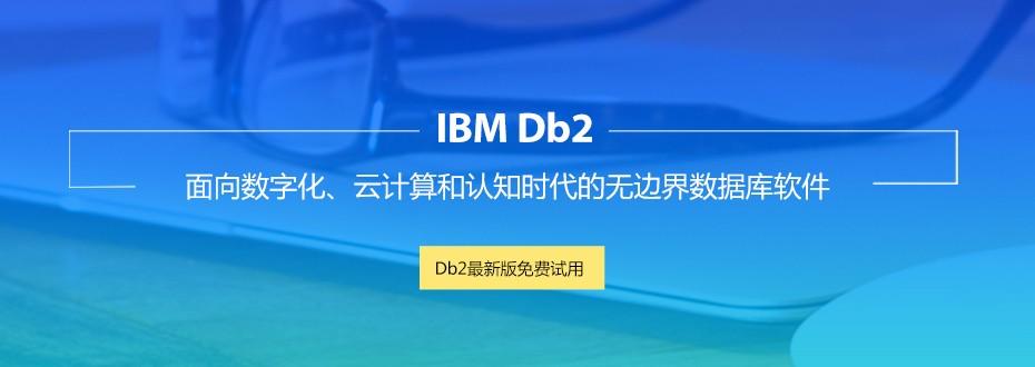 ibm db2数据库管理软件