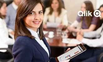 用数据分析打开新世界的大门:Qlik帮助Andersen赋权销售代表并提高效率