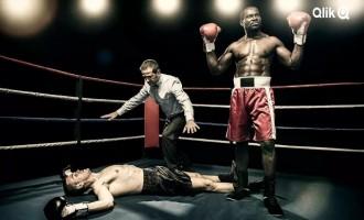 像拳王阿里一样令对手无法击中视野之外:Qlik与众不同的数据模型