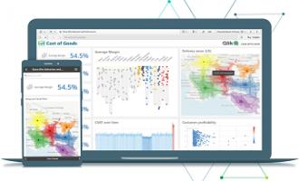 Qlik Sense入门视频教程:浏览已发布的应用程序