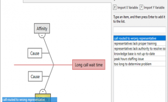 如何在Minitab Workspace中使用头脑风暴工具?