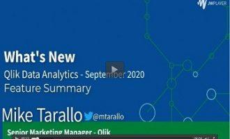 Qlik9月版本到来!数据集成平台已到达一个新高度
