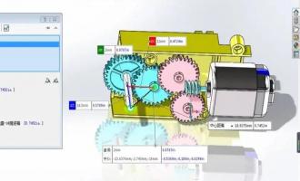 SOLIDWORKS测量工具的高级应用,轻松获取模型尺寸