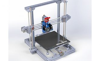【SolidWorks免费模型下载】:3D打印机  免费模型下载