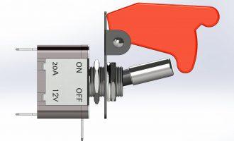 【SolidWorks免费模型下载】:LED指示灯  免费模型下载