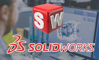 SOLIDWORKS教程: 制作小飞机路径配合马达的动画