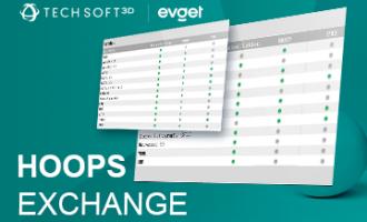 这款高性能模型转换器你还不知道?HOOPS Exchange助力模型的导入和导出!